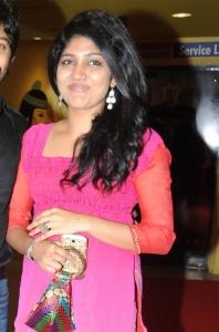 Actress Samyuktha Horanadu Stills @ Ulavacharu Biryani Premiere Show