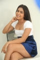 Actress Samyuktha Hegde Photos @ Kirrak Party Movie Press Meet