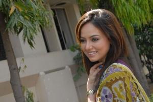 Sana Khan Cute Stills