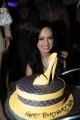 Actress Sana Khan 26th Birthday Celebration Photos