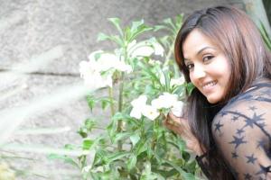 Sana Khan Cute Photo Gallery
