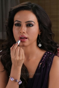 Gajjala Gurram Movie Heroine Sana Khan Hot Stills