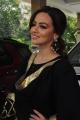 Sana Khan New Photos @ Akritti Exhibition Launch, Taj Deccan, Hyderabad