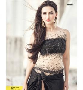 FHM Magazine Sana Khan Photoshoot Stills