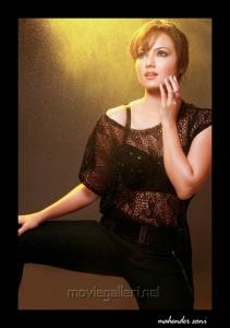 Sana Khan Portfolio Stills