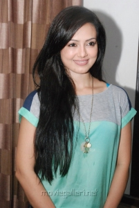 Tamil Actress Sana Khan Latest Stills