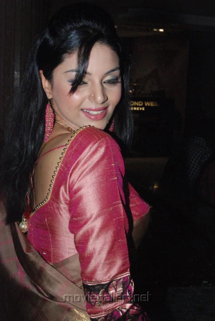 Silk Saree Hot Actress Irish Film Festival 2014 Roma