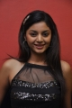 Mayai Actress Sanam Shetty Latest Stills in Black Dress