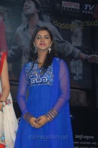 Actress Sanchita Padukone in Blue Churidar Pics