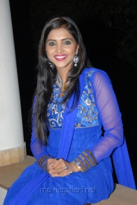 Actress Sanchita Padukone New Pics in Churidar Dress
