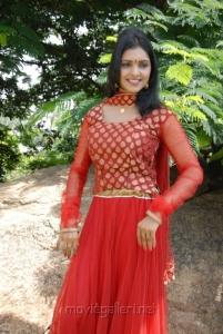 Telugu Actress Sanchita Padukone Photos in Traditional Dress