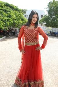 Sanchita Padukone Hot Pics at Chinababu Movie Launch