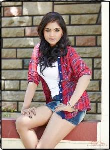 Telugu Actress Sanchita Padukone Photoshoot Pics