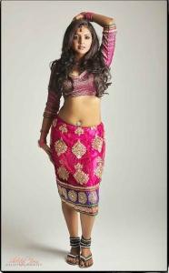Actress Sanchita Padukone Hot Photo Shoot Pics