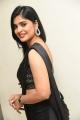 Actress Sanchita Shetty Black Saree Images @ My South Diva Calendar 2021 Launch