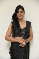 Tamil Actress Sanchita Shetty Black Saree Images