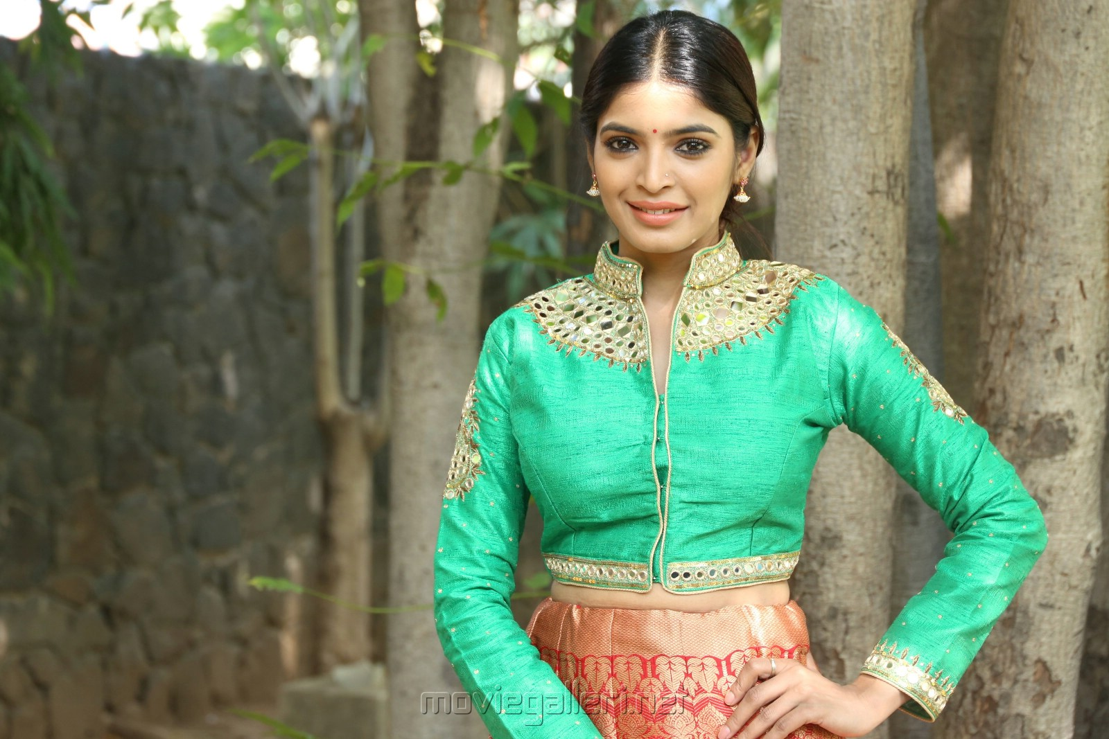 Actress Sanchita Shetty New Pics @ Enkitta Mothathe Audio Release