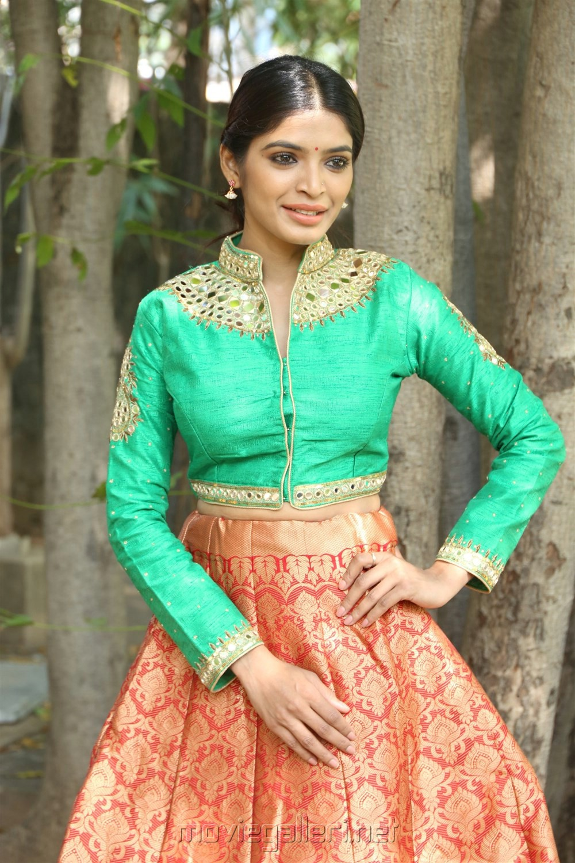 Actress Sanchita Shetty New Pics @ Enkitta Mothathe Audio Release