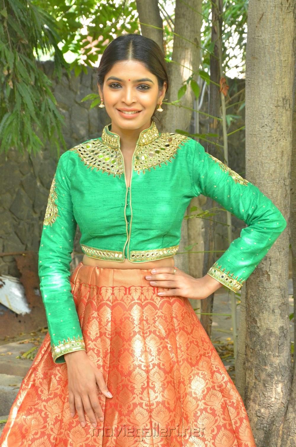 Actress Sanchita Shetty New Pics @ Engitta Modhathey Audio Release