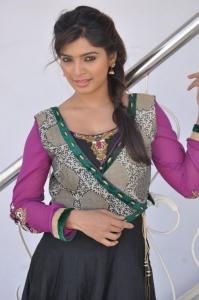 Sanchita Shetty Latest Images in Villa Movie Press Meet
