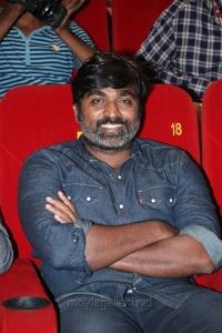 Vijay Sethupathi @ Sandakozhi 2 Celebrity Show Photos