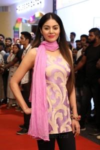 Sanam Shetty @ Sandakozhi 2 Celebrity Show Photos