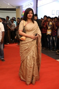 Gayathri Raghuram @ Sandakozhi 2 Celebrity Show Photos