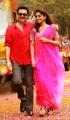 Sarathkumar, Meera Nandan in Sandamarutham Latest Stills