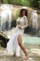 Actress Oviya in in Sandamarutham Movie Latest Stills