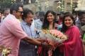 KR @ Sandamarutham Movie Launch Stills