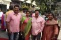 Sarathkumar, Radhika, Rajkumar Sethupathi, Sripriya @ Sandamarutham Movie Launch Stills