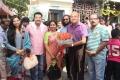 Sarathkumar, RB Choudary @ Sandamarutham Movie Launch Stills