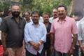 PL Thenappan, Pattiyal Sekar, Sarath Kumar @ Sandamarutham Movie Launch Stills