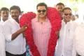 Actor Sarathkumar @ Sandamarutham Movie Launch Stills
