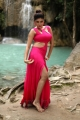 Actress Oviya in Sandamarutham Movie Photos
