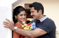 Meera Nandan, Sarath Kumar in Sandamarutham Movie Photos