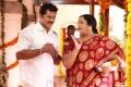 Sarathkumar & Nalini in Sandamarutham Tamil Movie Stills