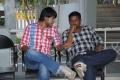 Actor Sandeep Kishan and Director R.Madhan Kumar