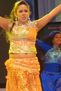 Sandhya Hot Dance Stills