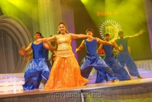 Sandhya Hot Dance Performance Stills