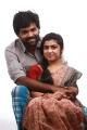 Hero Rajkamal & Heroine Manasa in Sandi Kuthirai Movie Photos