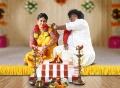 Manisha Yadav, Yogi Babu in Sandi Muni Movie Stills HD