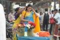 Actress Sandra Amy Stills in Sivappu Enakku Pidikkum