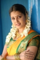Sandra Jose in Saree Photos in Dharani Tamil Movie