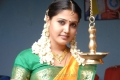 Actress Sandra Jose in Silk Saree Beautiful Photos