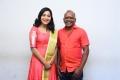 Ramya Subramanian, Velraj @ Sanga Thalaivan Movie Audio Launch Stills