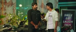 Vijay Sethupathi, Soori in Sanga Thamizhan Movie Stills HD