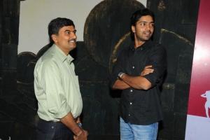 Sangarshana Press Meet Stills