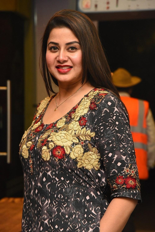 Actress Sangeetha New Images @ Sarileru Neekevvaru Thanks Meet