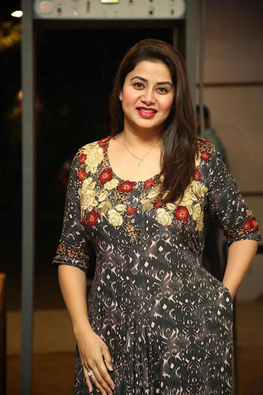 Actress Sangeetha Images @ Sarileru Neekevvaru Movie Thanks Meet
